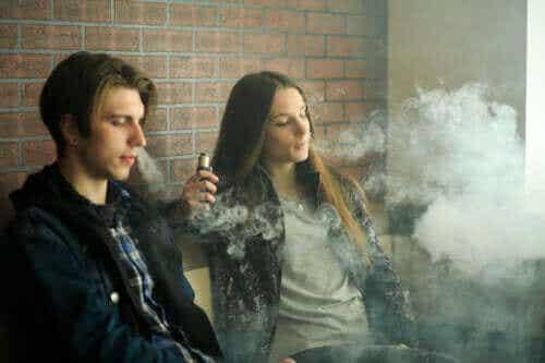 De veiligheid van elektronische sigaretten