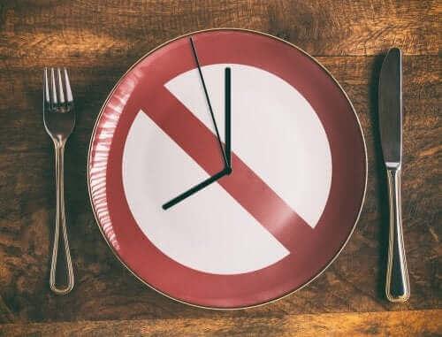 Ontbijt overslaan is een van de voedingsfouten