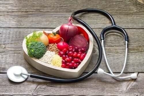 Voedingsadviezen na een hartaanval