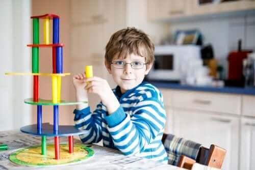 Waarschuwingssignalen van visuele problemen bij kinderen