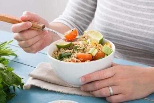 Dieet voor veganistische atleten