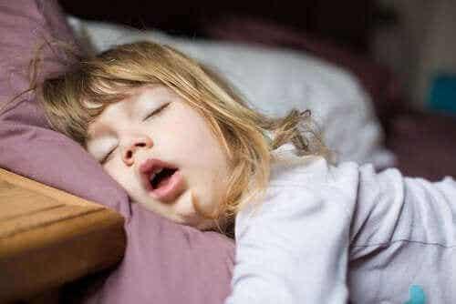 Slaapstoornissen bij kinderen: tests en behandelingen