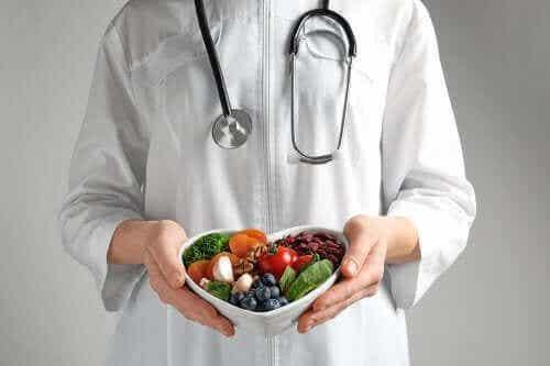 Voedingsadviezen na een hartinfarct