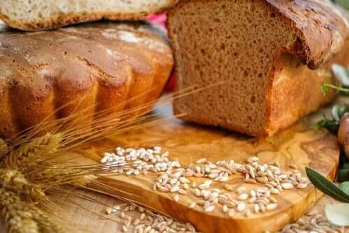 Bruin volkorenbrood