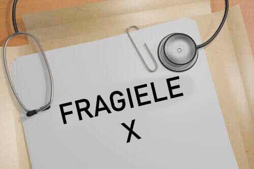 De symptomen en behandelingen van het fragiele X-syndroom