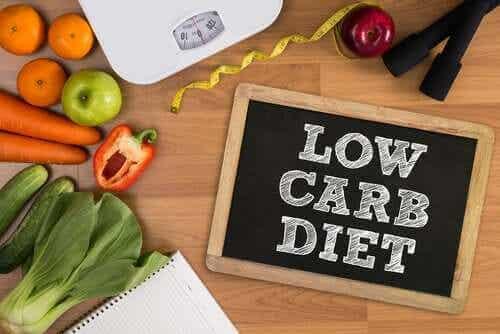 Een koolhydraatarm dieet en intellectuele prestaties en emoties