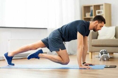 Hoe fit te blijven zonder je huis uit te gaan