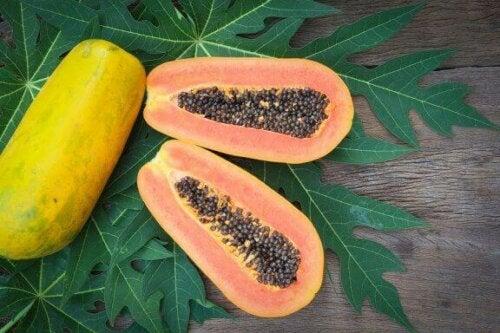 6 gezondheidsvoordelen van papaja's