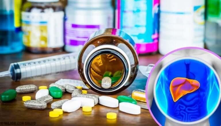 Pillen voor de behandeling van niertuberculose