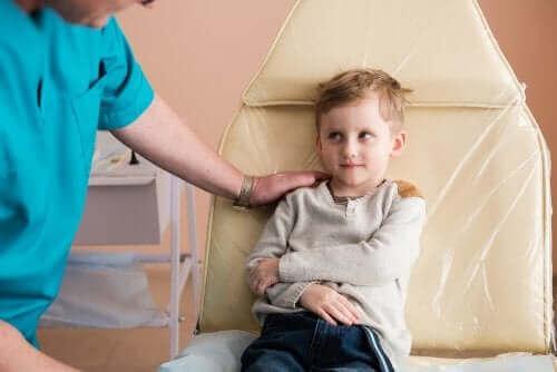 Het nefrotisch syndroom bij kinderen