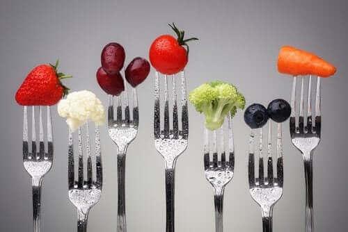 Caloriearm eten