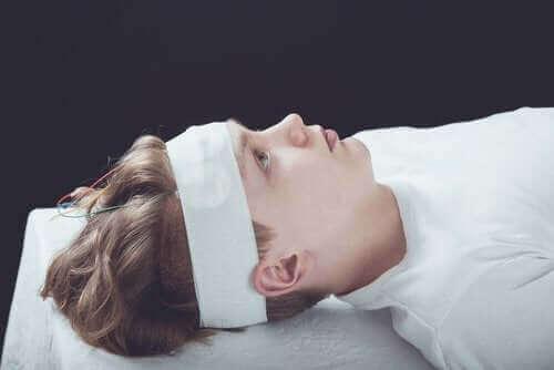 Een hersenschudding: symptomen en behandeling