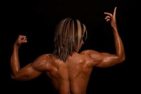 Het belang van onze rugspieren bij bijvoorbeeld bodybuilding