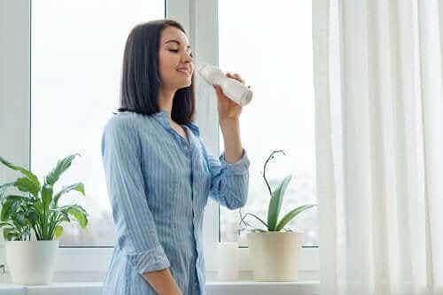 10 voedingsmiddelen om de spijsvertering te reguleren