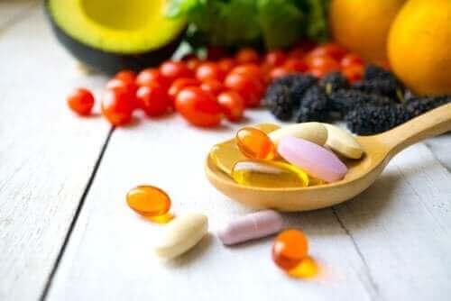 Wat zijn wateroplosbare vitamines?