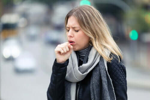 Hoe het coronavirus cellen in de longen infecteert