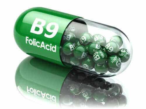 De verschillen tussen foliumzuur en folaat