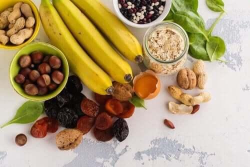 Verschilldende voedingsmiddelen
