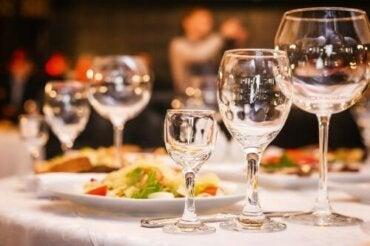 Drie menu-opties voor je bruiloft
