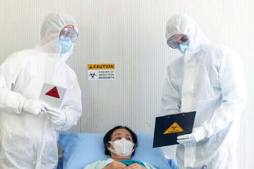Twee artsen en een patiënt