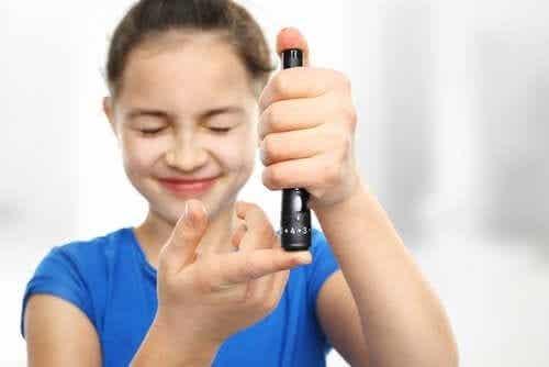 De kenmerken en behandeling van diabetes bij kinderen