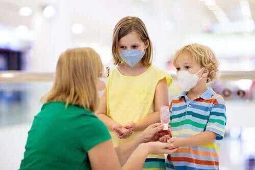 Het coronavirus bij kinderen: alles wat je moet weten
