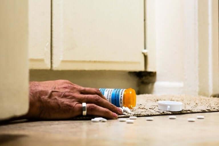 Overdosis pillen