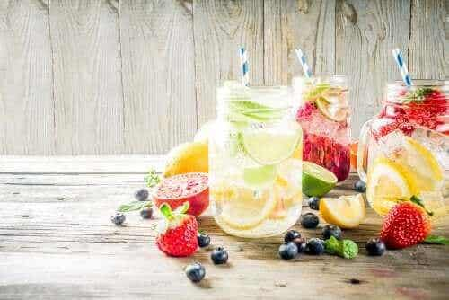 Drankjes met fruitsmaak: alles wat je moet weten