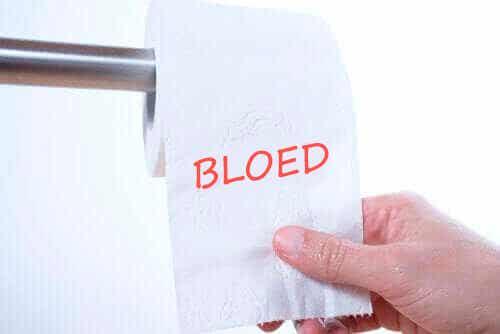 Een rectale bloeding: waarom treedt dit probleem op?