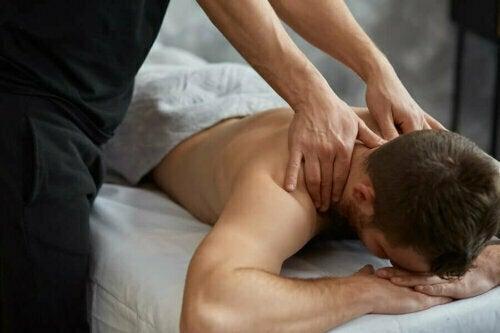 Therapeutische massage: soorten en voordelen