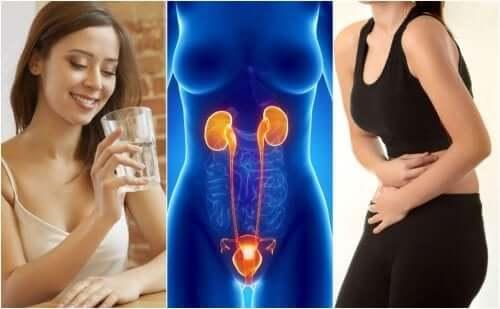 Urineweginfecties komen het mees voor bij vrouwen