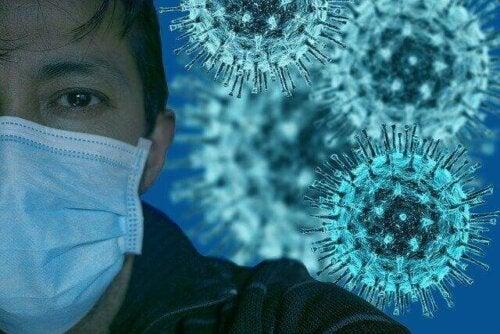 Coronavirus: beroertes bij jonge volwassenen?