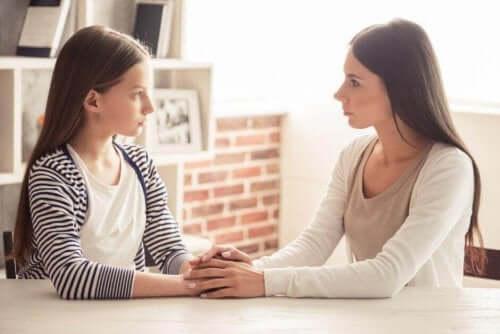 Samen praten