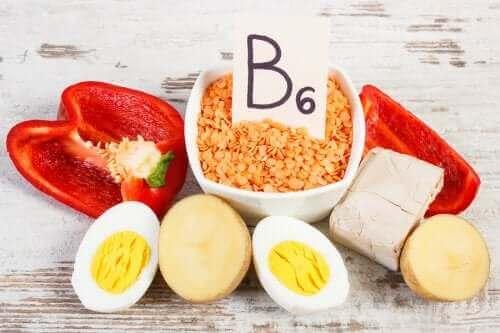 De vele voordelen van vitamine B6