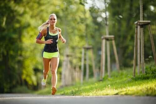 Lichaamsbeweging en de menstruatiecyclus