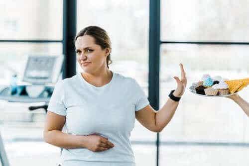 Een dieet voor sorbitol-intolerantie