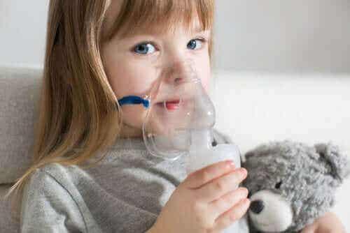 Astma bij kinderen: oorzaken en diagnose