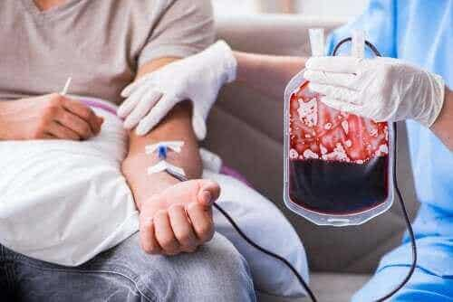 Bloedtransfusies - het doel en de procedure