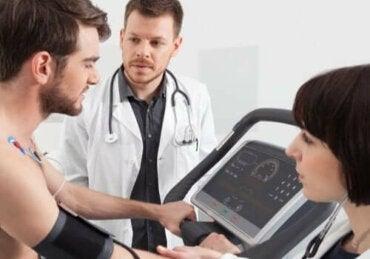 Cardiale revalidatie na een hartinterventie