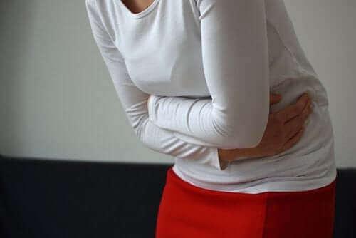 Symptomen van ovariële pijn tijdens de menopauze