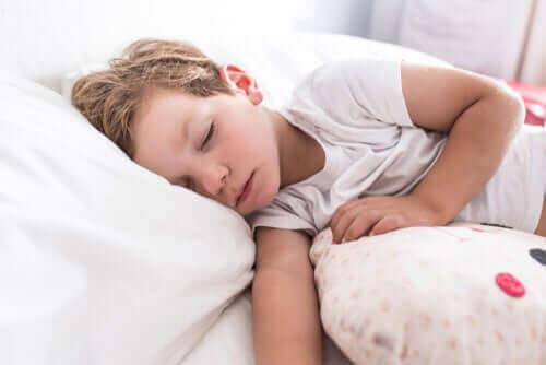 Slaapproblemen is een van de symptomen bij astma