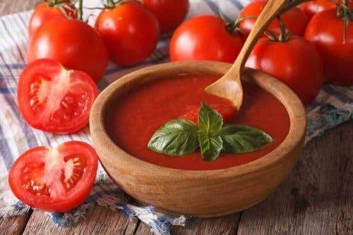 Tomatensoep om je afweer te versterken