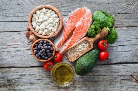 Verse ingrediënten zijn in elk dieet belangrijk