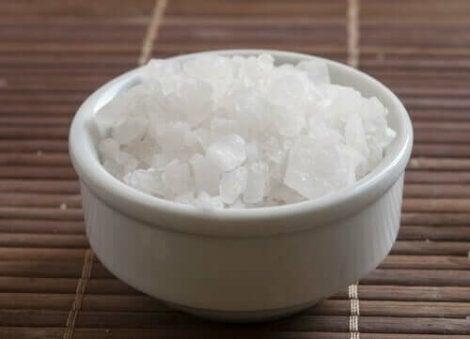 Een schaaltje zout