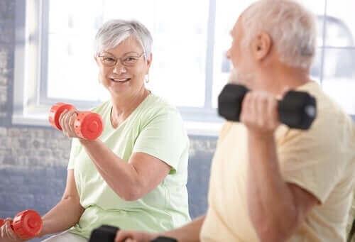 De gezondheid van ouderen – opties en behoeften