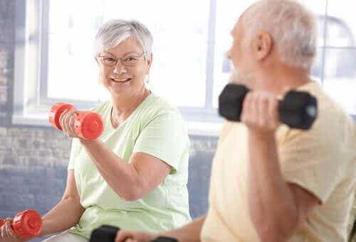 De gezondheid van ouderen - opties en behoeften