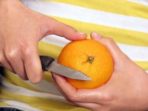 Moet je fruit met of zonder schil eten?