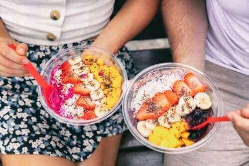 Neem een smoothie bowl voor het ontbijt
