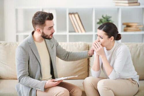 Symptomen van een posttraumatische stressstoornis