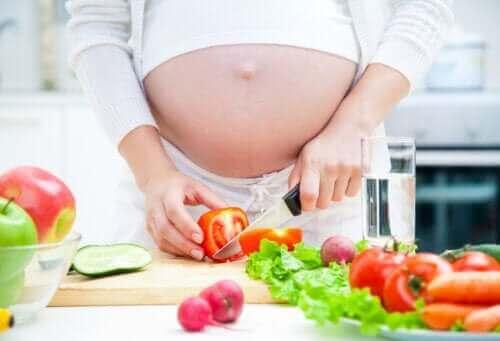 Het belang van voeding tijdens de zwangerschap
